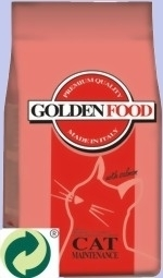GoldenFood Cat with Salmon 29/14,5 - 15kg