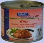 Dr. Clauder's Select Pearls mit Ente 10,5%-6,0%  200gr. Dose