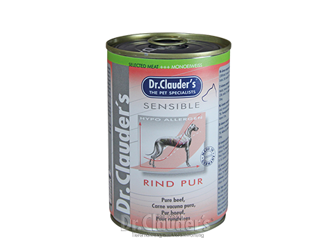 Selected Meat Sensible Rind pur Hund 400g
