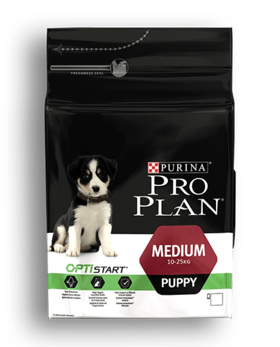 PRO PLAN® MEDIUM PUPPY MIT OPTISTART