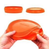 Paww ThrowBowl Hundenapf Orange