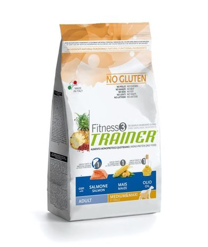 Trainer Fitness 3 Adult Medium Maxi Lachs 12,5 kg
