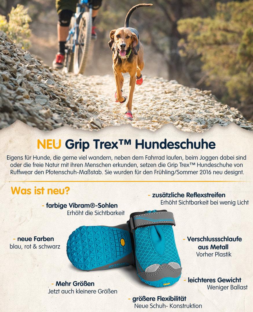 Grip Trex Dog Boots Hundeschuhe von Ruff Wear