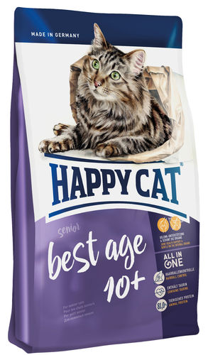 Happy Cat Supreme Best Age 10+ Senior