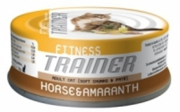 Trainer FITNESS 3 Adult HORSE & AMARANTH  10 x 70 g Dose