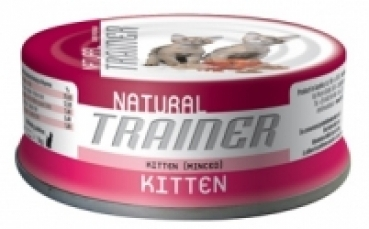 Trainer NATURAL Kitten 80 g Dose