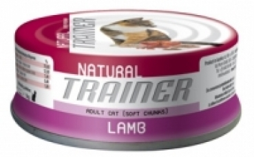 Trainer NATURAL Adult LAMM 8,5%-7,5% - 80 g Dose