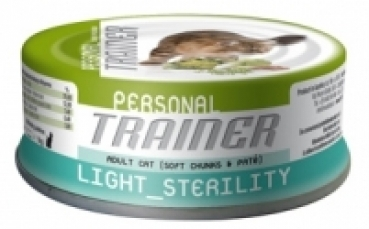 Trainer PERSONAL Adult LIGHT & STERILITY 11,5%-5,3% - 80 g Dose