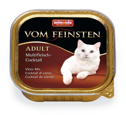 Animonda vom Feinsten Adult Multi-Fleisch-Cocktail 32 x 100 g
