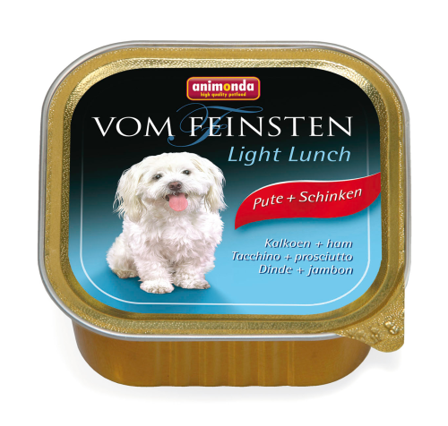 Animonda vom Feinsten Light Lunch Pute & Schinken 22 x 150 g