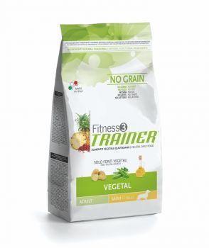 TRAINER Fitness3 - Adult Mini Vegetal 2Kg