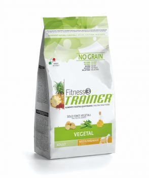 Trainer Fitness 3 Adult Medium Maxi Vegetal 3 kg