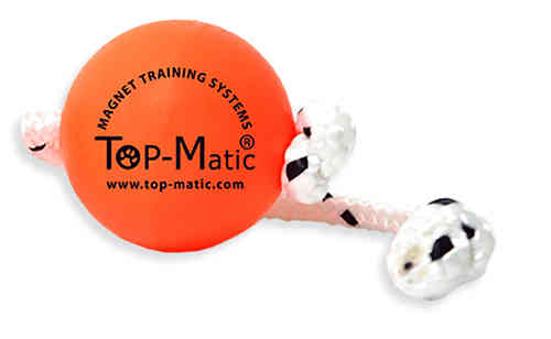 Top Matic, Fun Ball mit Schnur