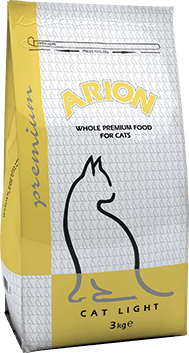 Arion Premium Cat Adult Light 10 kg Sack