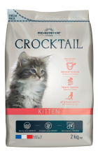 Pro-Nutrition  Crocktail KITTEN 2 Kg