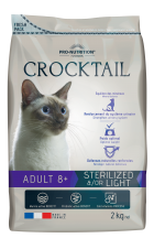 Crocktail Adult 8+ Sterilized