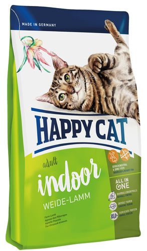 Happy Cat Supreme Indoor Weid-Lamm