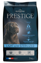 Pro Nutrition PRESTIGE ADULT LIGHT AND/OR STERILIZED