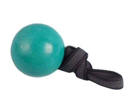 Vollgummiball RubberGrip 65 mm