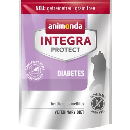 Animonda Katzentrockenfutter Integra Protect Diabetes Adult