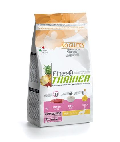 Trainer Fitness 3 Puppy Medium Maxi Ente 12,5 kg