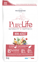 PRO NUTRITION PURE LIFE MINI ADULT Hund