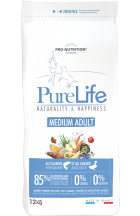 PRO NUTRITION PURE LIFE MEDIUM ADULT