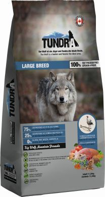 Tundra Dog trocken Large Breed 11,34kg