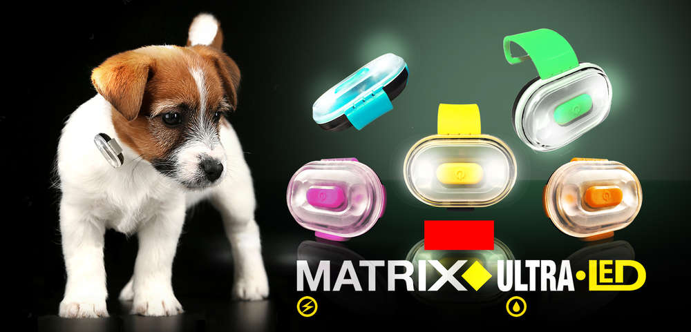 Max & Molly Matrix Ultra LED Licht