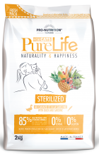 PURE LIFE FOR CATS STERILIZED