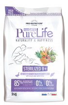 PURE LIFE FOR CATS STERILIZED 8+