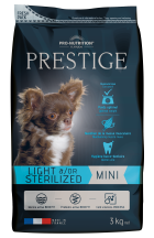 PRESTIGE LIGHT UND STERILIZED GOLD MINI