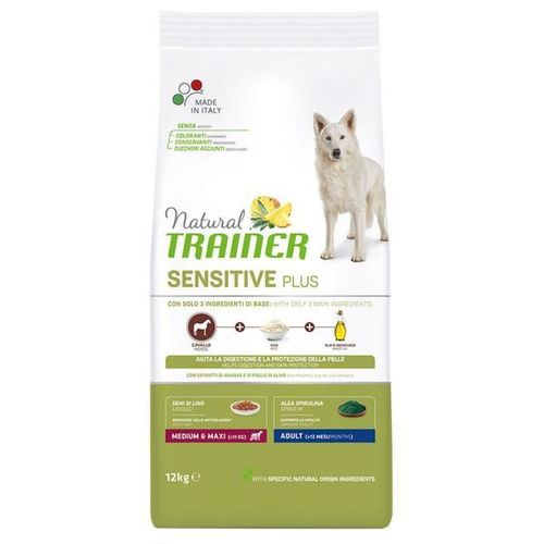 Natural Trainer Sensitive Pferd & Reis 12 KG